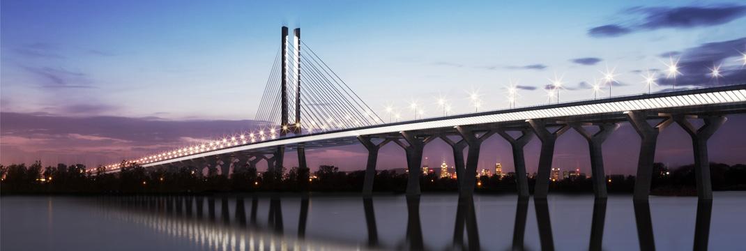 SMi Infrastructure Nouveau pont Champlain