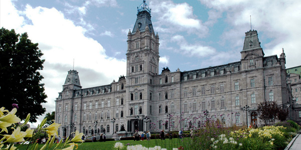 Improvement of the security measures and systems of the National Assembly housing stock, Quebec, Canada