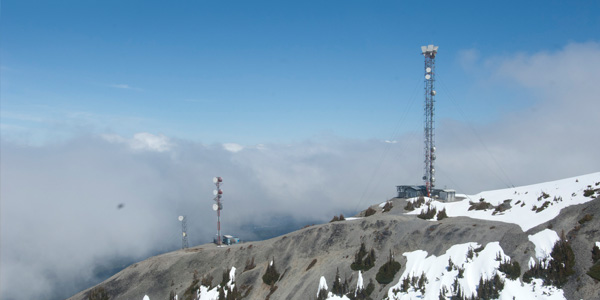Encrypted TETRA mobile radio network supplies for BC-Hydro. British-Colombia, Canada
