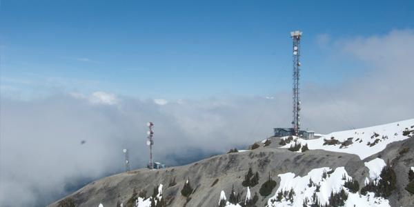 Fourniture d'un réseau radio mobile encrypté TETRA pour BC-Hydro. Colombie-Britannique, Canada
