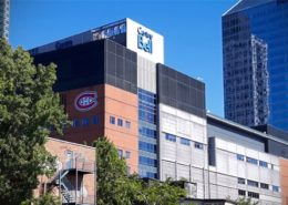 "Thanks to The S.M. Group international Inc., the Bell Centre is rewarded with the ""Projet vert ICI+"" Award"